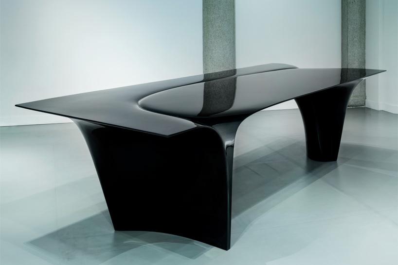 Zaha Hadid's Final Design Project Premieres at Milan Design Week