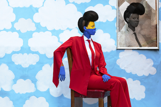 Contemporary African Art Gets a Boost at 1:54 Fair in New York