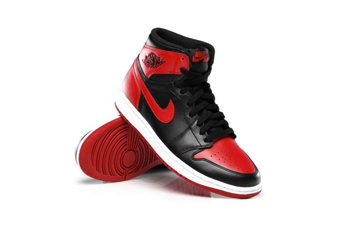 """Return of the Air Jordan 1 Retro High OG """"Bred"""""""