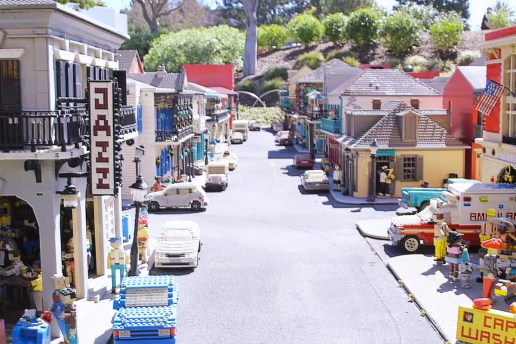Inside LEGOLAND and Its Model Shop With More Than 3 Million LEGO Bricks