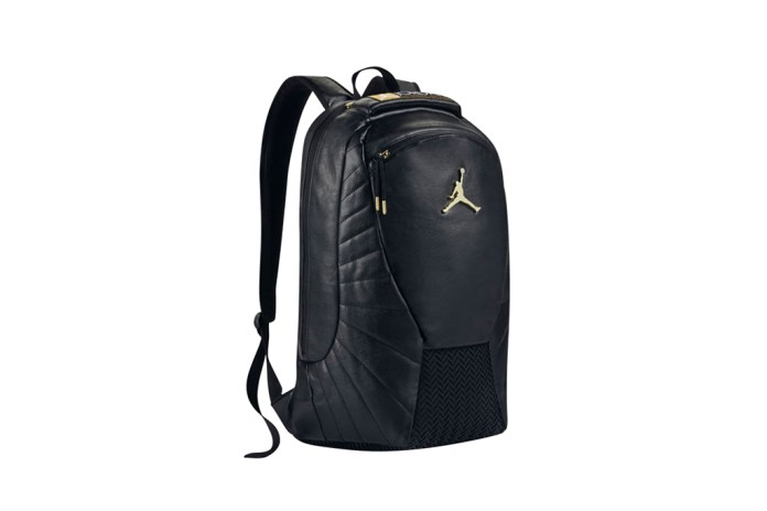 A Backpack Inspired by the Air Jordan 12