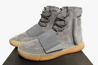 Here's Your Best Look at the Upcoming adidas Yeezy Boost 750