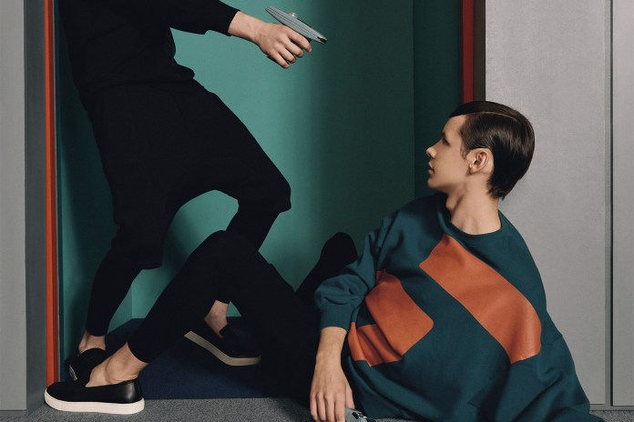 POPULAR SCIENCE Goes Retrofuturistic for Its 2016 Pre-Fall Collection