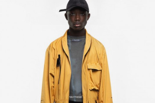 "Samuel Ross Unveils A-COLD-WALL's 2016 ""SUMMARY"" Collection"