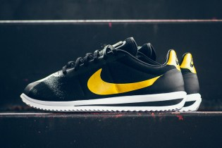 If Nike Cortez Had a Bruce Lee Tribute, This Would Be It