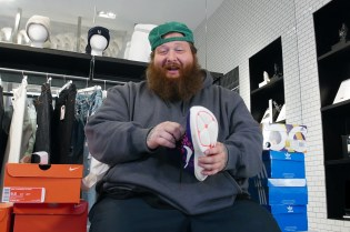 Action Bronson Explains His Beef With Michael Jordan While Sneaker Shopping