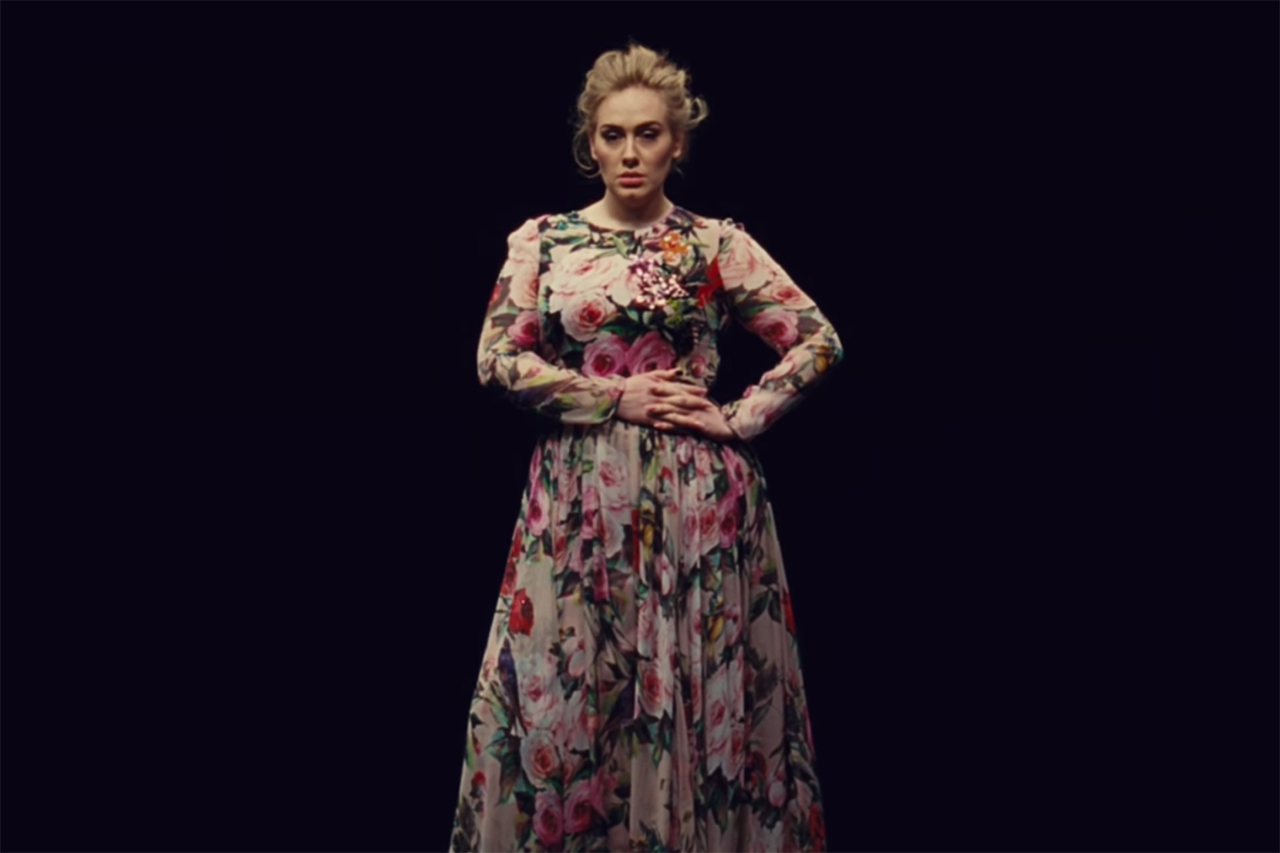 """Check out Adele's Trippy Music Video For """"Send My Love"""""""
