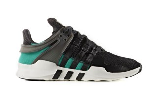 "adidas Gives the EQT Support ADV Its Signature ""Sub Green"" Colorway Treatment"
