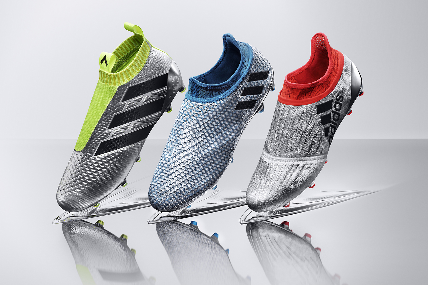 adidas Gives Its Flagship Boots a Mercury Makeover