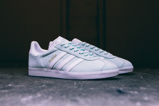 "adidas Debuts the Gazelle in ""Ice Mint"""