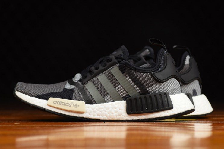 "adidas Originals NMD R1 ""Black Camo"""