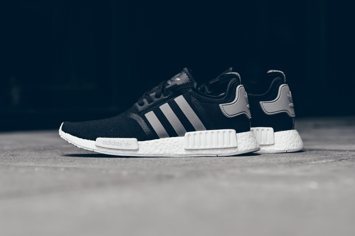 adidas Drops Another Black & White NMD