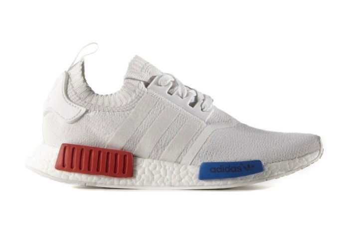 adidas's Red, White & Blue Primeknit NMDs Finally Have a Release Date