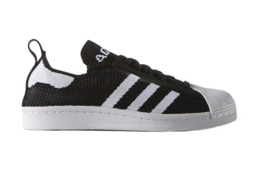 adidas' New Primeknit Superstar Combines an Old and New Love