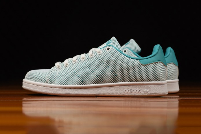 adidas Gives the Stan Smith a Colorful Mesh Rework