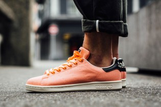 "adidas Preps Us for Summer With the Stan Smith ""Sunset Glow"""