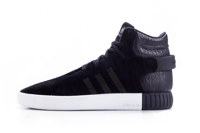 "adidas Tubular Invader ""Black & White"""