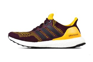 Arizona State's adidas Ultra Boost Has Started Hitting Retailers