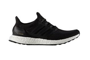 "adidas Just Dropped a New ""Core Black"" Ultra Boost"