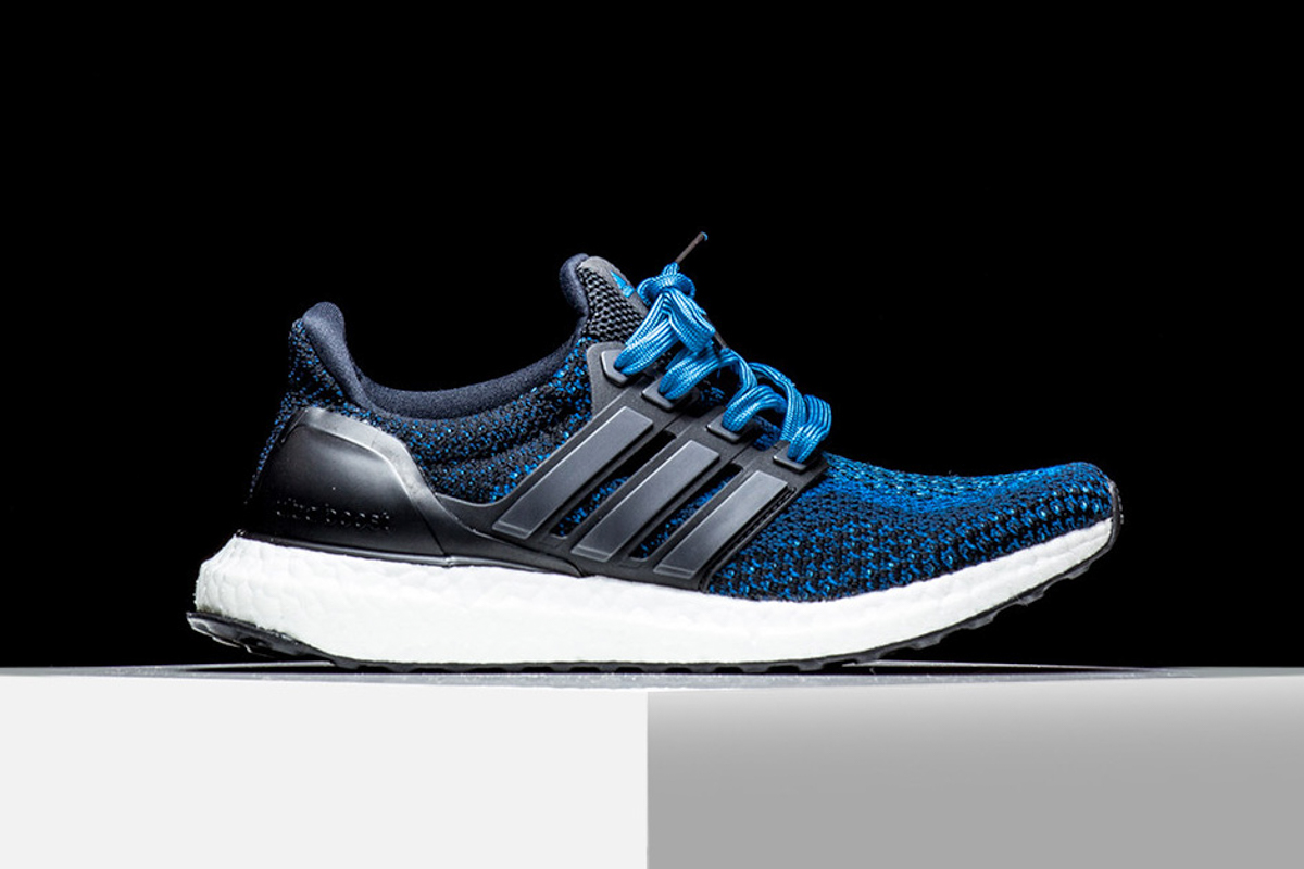"""adidas Hits the Mark With Its Ultra Boost """"Deep Sea Blue"""""""