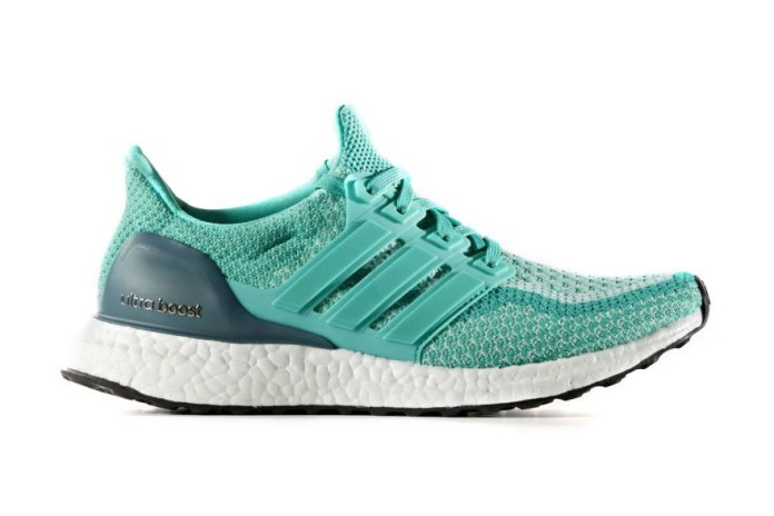 "The adidas Ultra Boost Gets a ""Mint"" Makeover for Summer"