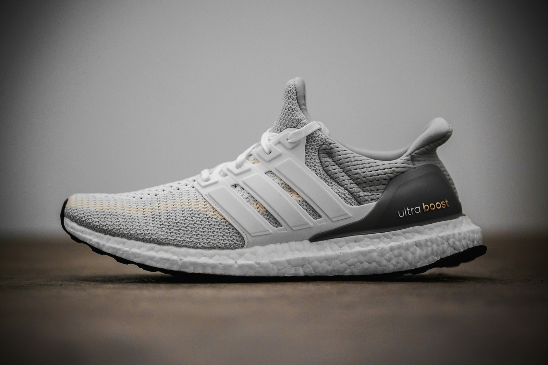 Adidas Ultra Boost 3.0 'Mystery Gray First In Boost