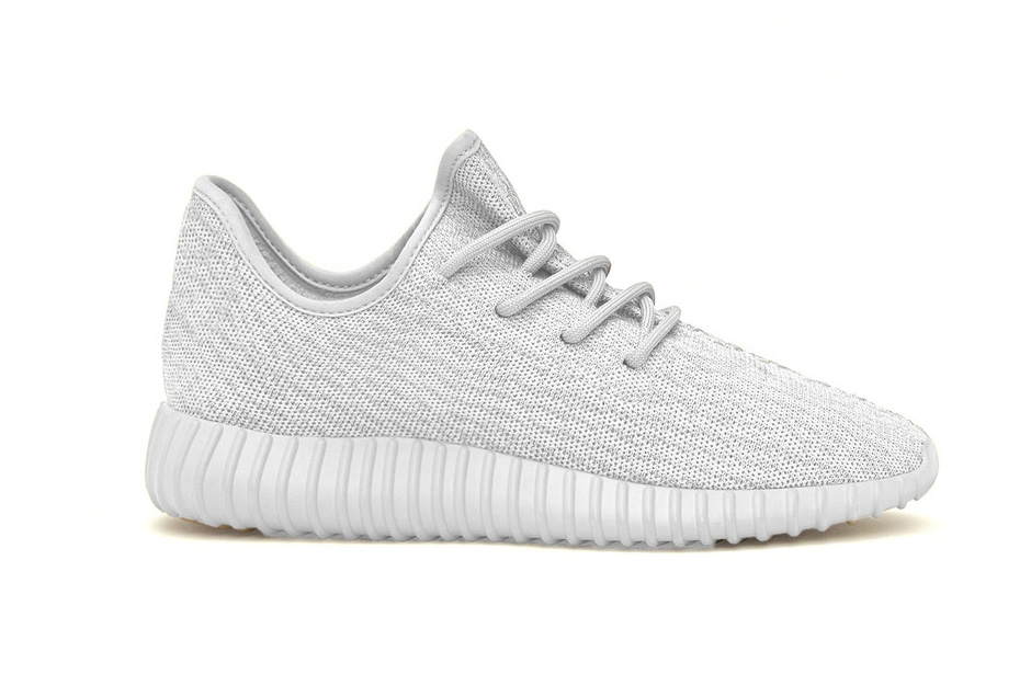 Yeezy Boost White