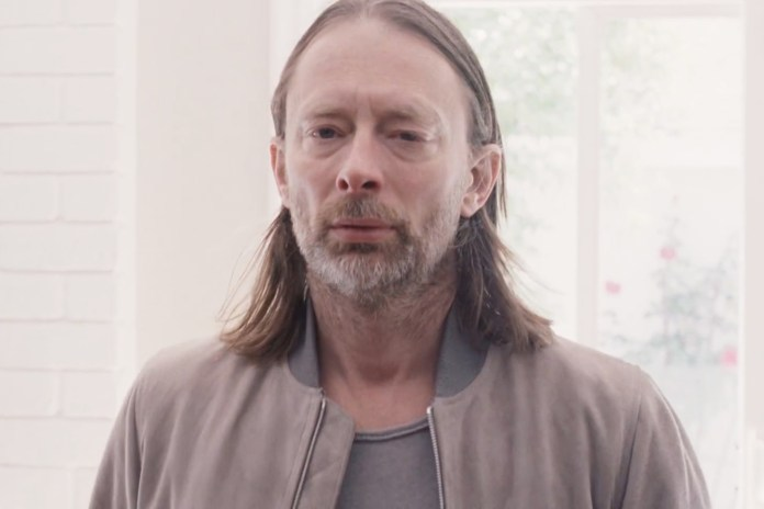 "Radiohead Announces New Album With ""Daydreaming"" From Paul Thomas Anderson"