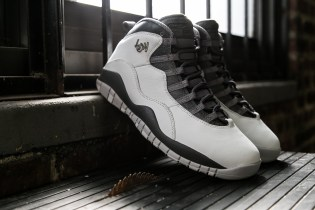 """Here's Your First Look at the Air Jordan 10 """"City Pack: London"""""""