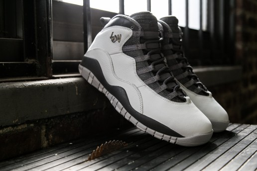 "Here's Your First Look at the Air Jordan 10 ""City Pack: London"""