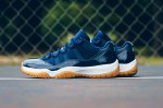 "Picture of Air Jordan 11 Retro Low ""Midnight Navy"""