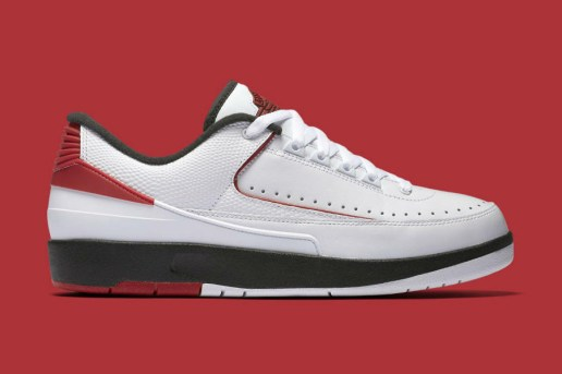 "The Air Jordan 2 Low ""Chicago"" Returns This Month"