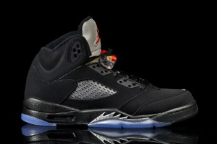 The Air Jordan 5 OG Black/Metallic Is Returning This Summer