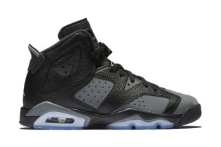 "Should This Air Jordan 6 ""Cool Grey"" Be a Kids Exclusive?"