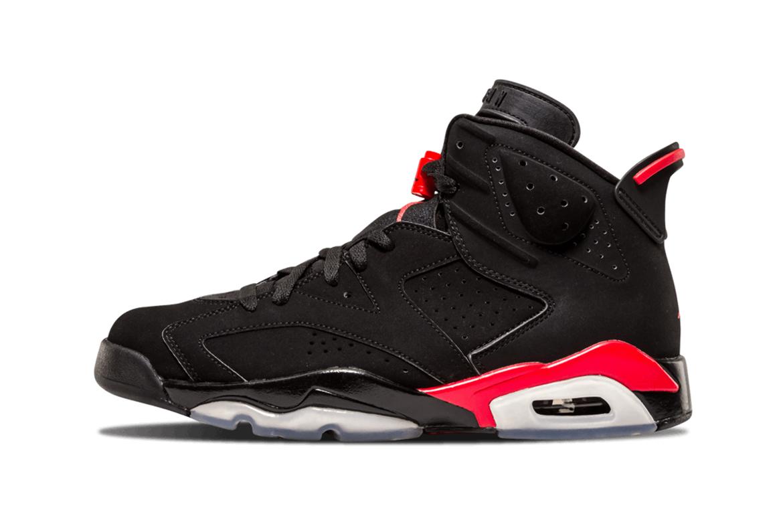 "Feast Your Eyes on This Rare $5,000 USD Alternate Air Jordan 6 ""Infrared"""
