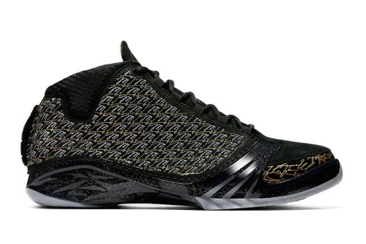 "The Black Air Jordan XX3 ""Trophy Room"" Will Release Online"