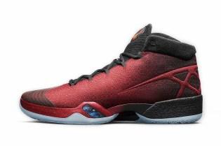 "Air Jordan XXX ""Gym Red"" Features a Rich, Light-to-Dark Gradient Effect"