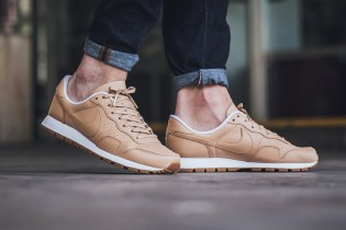 The Nike Air Pegasus 83 Laser Premium Gets the All-Tan Treatment