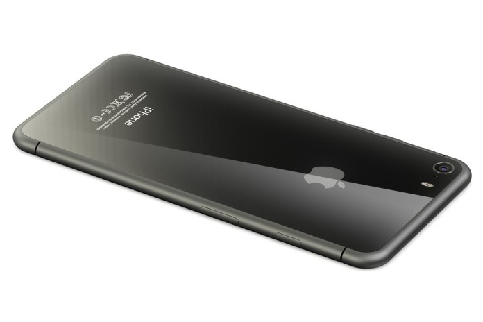Apple to Release an Upcoming iPhone Model With an All-Glass Body