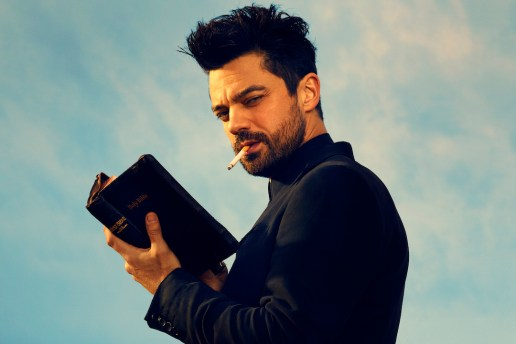 AMC 'Preacher' Showrunner Sam Catlin on Violence, Comedy and Religion
