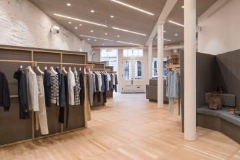 A.P.C. Sets up Shop in San Francisco