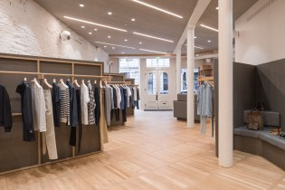 A.P.C. Sets up Shop in San Francisco