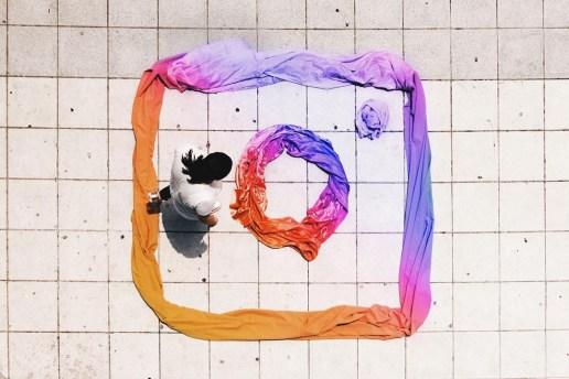 Artists Recreate Instagram's New Logo