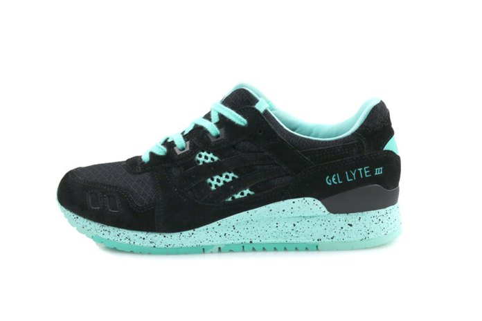 "ASICS GEL-Lyte III Reworked in Iconic ""Tiffany"" Aqua"