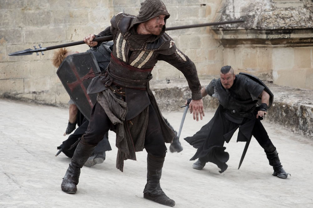 'Assassin's Creed' World Premiere Trailer Starring Michael Fassbender & Marion Cotillard