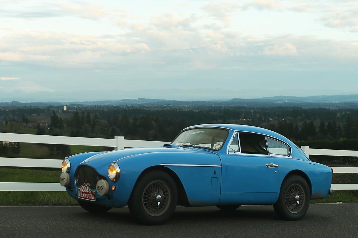 This Aston Martin MK III Prototype Was James Bond's Spy Mobile of Choice