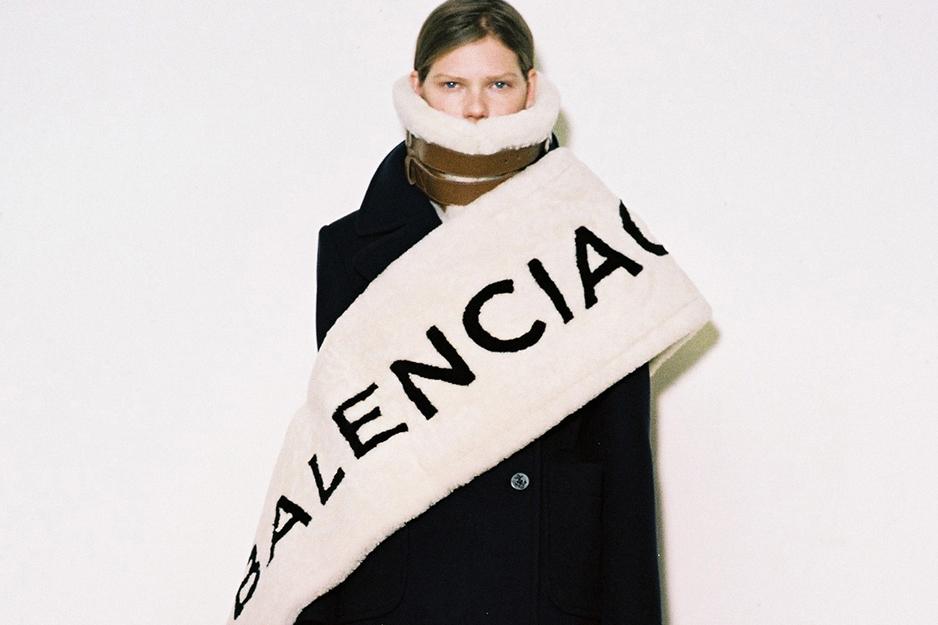 Balenciaga Unveils 2016 Pre-Fall Collection