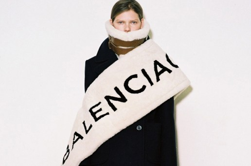 Balenciaga Unveils 2016 Pre-Fall Collection