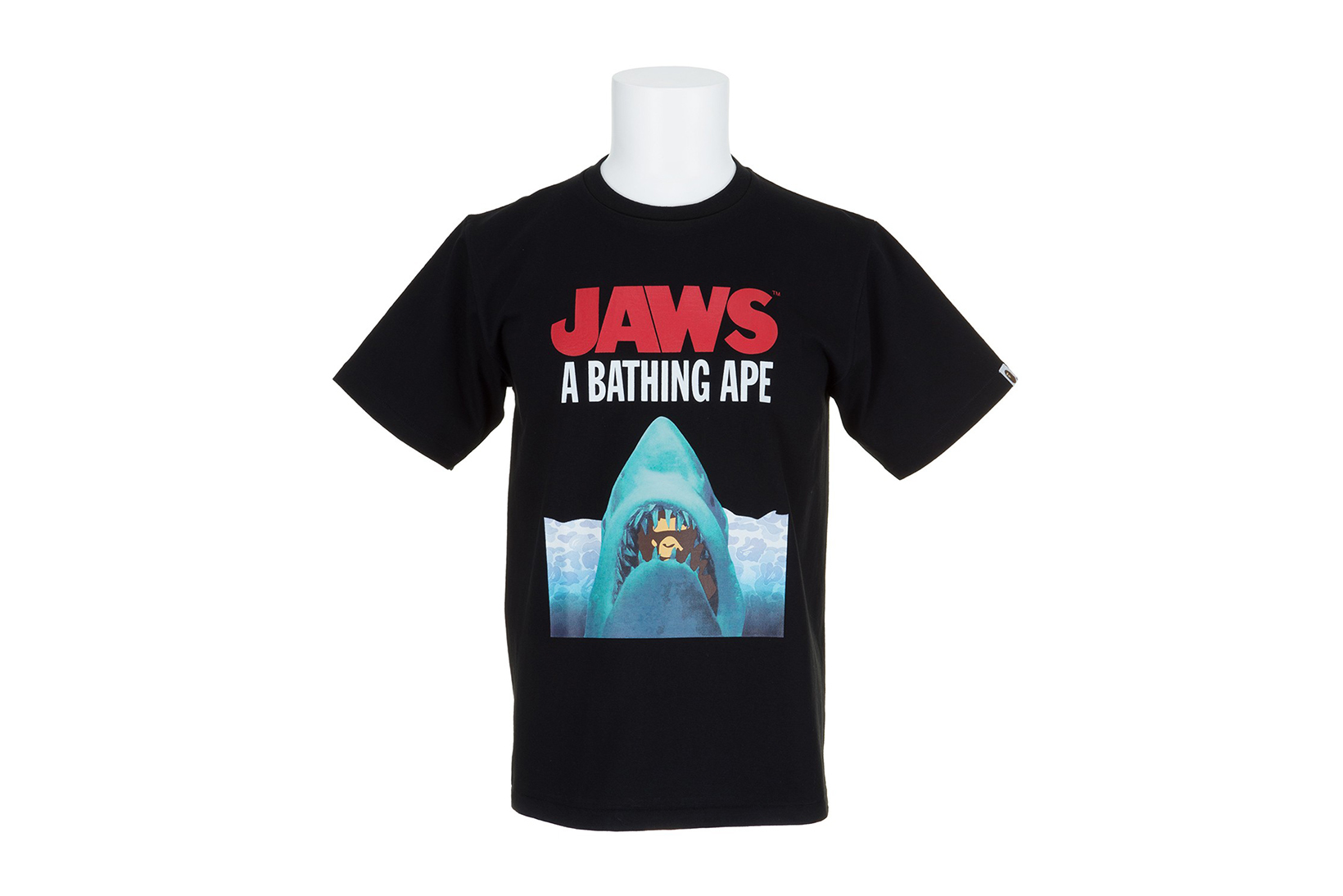 JAWS x Bathing Ape Time Capsule On Deck