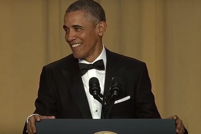 Barack Obama's Epic Final White House Correspondents' Dinner Speech
